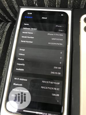 Apple iPhone 11 Pro Max 256 GB Gold | Mobile Phones for sale in Rivers State, Port-Harcourt