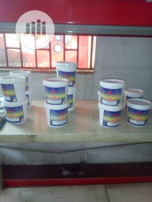 Screen Printing Inks 1kg Bk,Yel,Mg,Cy.   Printing Equipment for sale in Lagos State, Ikeja