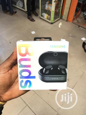 Samsung Galaxy Buds Wireless Earbuds - Black | Headphones for sale in Lagos State, Ikeja
