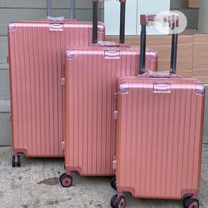 Unique Aluminum Plastic Luggage | Bags for sale in Lagos State, Lagos Island (Eko)