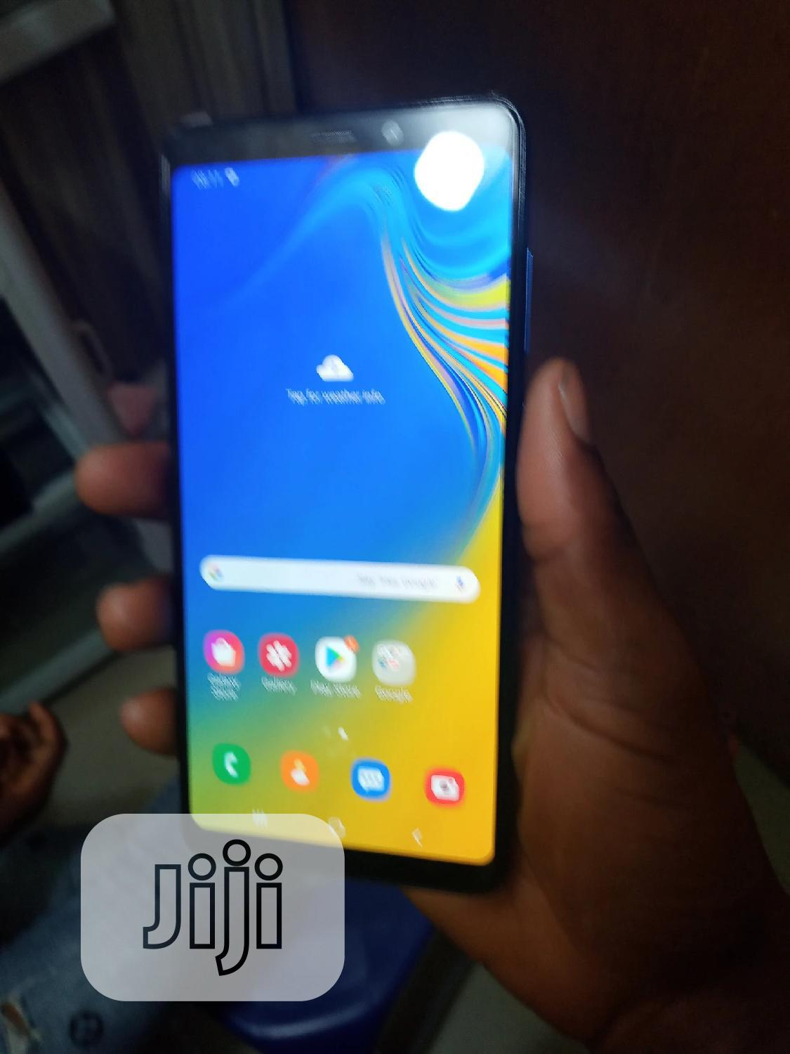 Samsung Galaxy A9 128 GB Blue | Mobile Phones for sale in Ikeja, Lagos State, Nigeria