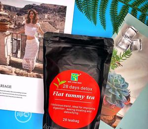 28 Days Detox Flat Tommy Tea   Vitamins & Supplements for sale in Abuja (FCT) State, Garki 2