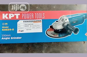 KPT 9inch 230mm Angle Grinder Machine | Electrical Hand Tools for sale in Rivers State, Port-Harcourt