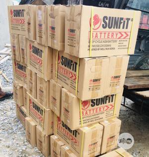 Sunfit 150ah 12v Battery | Solar Energy for sale in Lagos State, Ojo