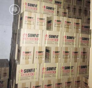 Sunfit 100ah 12v Battery   Solar Energy for sale in Lagos State, Ojo