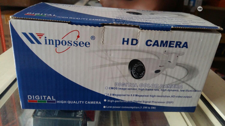 Wireless Winpossee Ip Camera | Security & Surveillance for sale in Ikeja, Lagos State, Nigeria