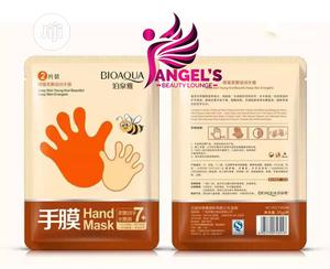 Bioaqua Whitening Moisturizing Honey Hand Mask   Skin Care for sale in Lagos State, Ojo