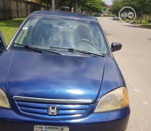 Honda Civic 2001 Blue | Cars for sale in Abuja (FCT) State, Jabi