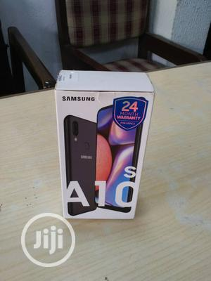 New Samsung Galaxy A10s 32 GB Black | Mobile Phones for sale in Lagos State, Ikeja
