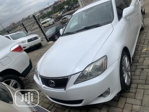 Lexus IS 2007 White | Cars for sale in Lagos State, Ikeja