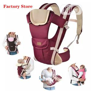 Adjustable Ergonomic Baby Carriers Backpacks | Children's Gear & Safety for sale in Lagos State, Victoria Island
