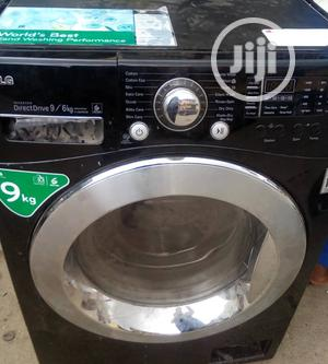 9kg/6kg Washing Machine. Wash and Dry Products: LG. | Home Appliances for sale in Lagos State, Surulere