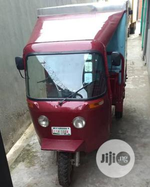 Denstar Lion King 2020 Red   Motorcycles & Scooters for sale in Lagos State, Ifako-Ijaiye