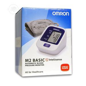 Omron M2 Basic Automatic Blood Pressure Monitor   Medical Supplies & Equipment for sale in Enugu State, Enugu