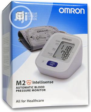 Omron M2 Intelisense Memory Automatic Blood Pressure Monitor   Medical Supplies & Equipment for sale in Enugu State, Enugu