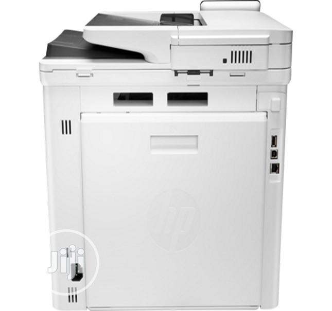 HP Color Laserjet Pro MFP M479fdw (W1A80A)   Printers & Scanners for sale in Wuse 2, Abuja (FCT) State, Nigeria