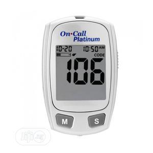 On-call Platinum Blood Glucose Meter | Medical Supplies & Equipment for sale in Enugu State, Enugu