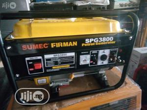 Brand New Sumec Fireman(Spg3800)2.5kva,Percent Full Copper | Home Appliances for sale in Lagos State, Ojo