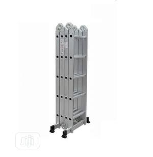 4x5 Multipurpose Aluminium Ladder-20ft JY23 | Hand Tools for sale in Lagos State, Alimosho