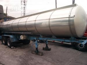 Stainless Mobile Tank For Vegetable Cooking Oil . | Heavy Equipment for sale in Lagos State, Amuwo-Odofin
