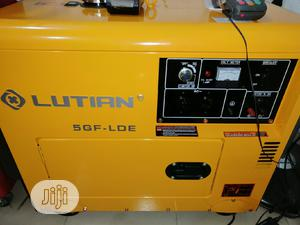 Lutian Diesel Generator Model 5gf. 10kva 100%Copper Coil | Electrical Equipment for sale in Rivers State, Port-Harcourt