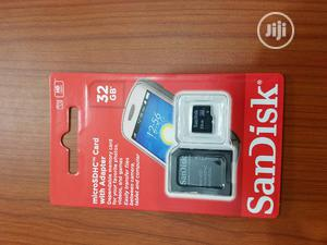 Sandisk 32gb Memory Card | Accessories for Mobile Phones & Tablets for sale in Lagos State, Ikeja