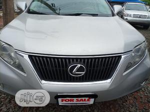 Lexus RX 2010 350 Silver | Cars for sale in Enugu State, Enugu