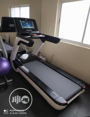 American Fitness Heavy Duty 8hp Commercial Treadmill | Sports Equipment for sale in Lagos State, Lagos Island (Eko)