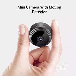 Mini Spy Wireless Camera With Motion Detection   Security & Surveillance for sale in Oyo State, Oluyole