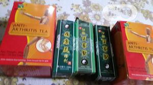 Arthritis Treatment( Combo)..OIL+TEA | Vitamins & Supplements for sale in Lagos State, Surulere
