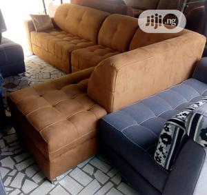 L Shape Sofa Chair | Furniture for sale in Abuja (FCT) State, Central Business District