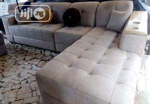 L Shape Sofa Chair | Furniture for sale in Abuja (FCT) State, Gwarinpa