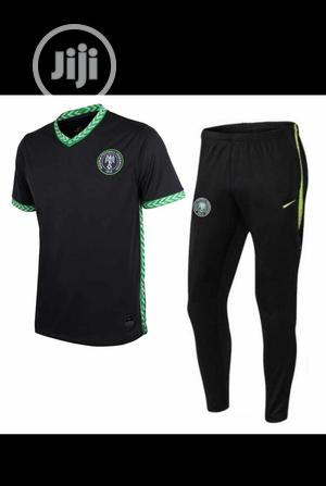Nigeria Nike Away Jersey and Trackes   Clothing for sale in Lagos State, Surulere