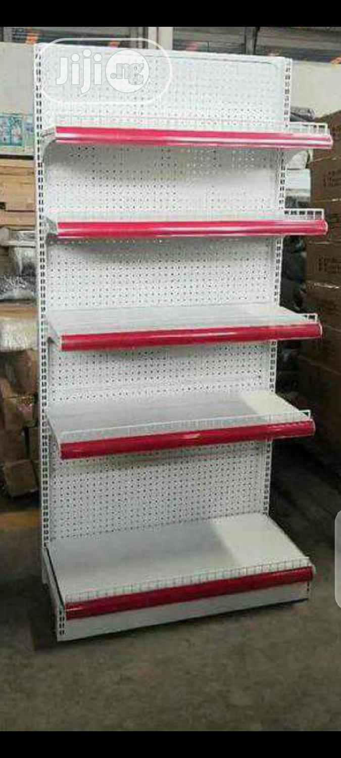 High Quality Supermarket Shelves For Displaying
