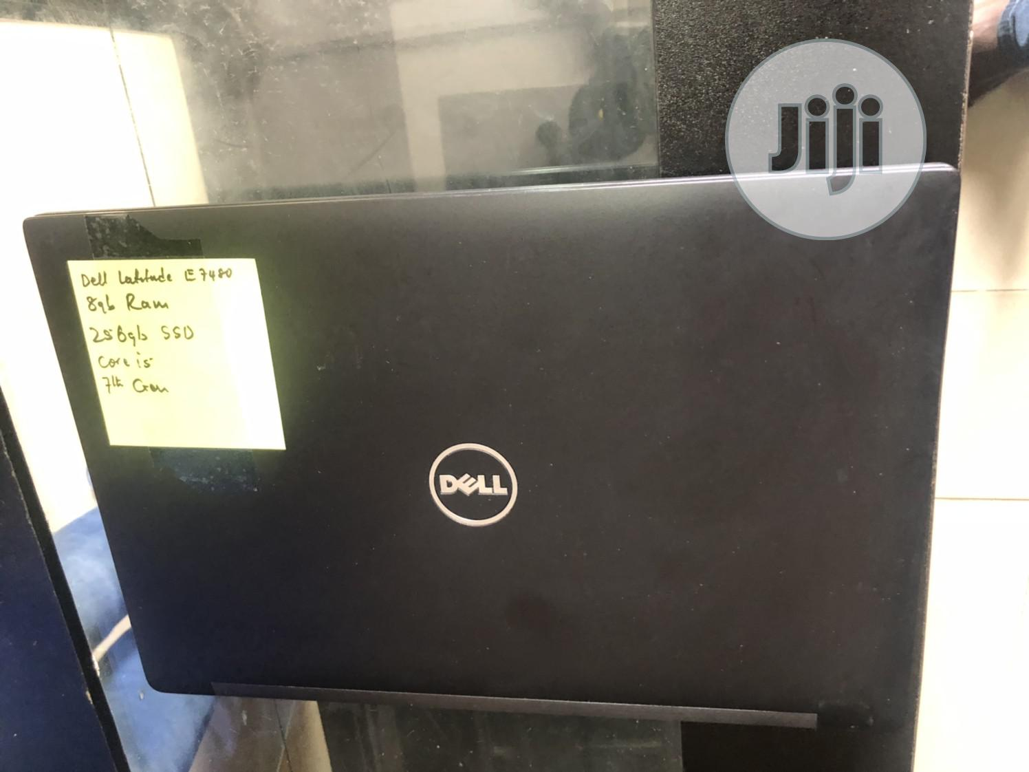 Laptop Dell Latitude 7480 8GB Intel Core i5 SSD 256GB | Laptops & Computers for sale in Wuse 2, Abuja (FCT) State, Nigeria