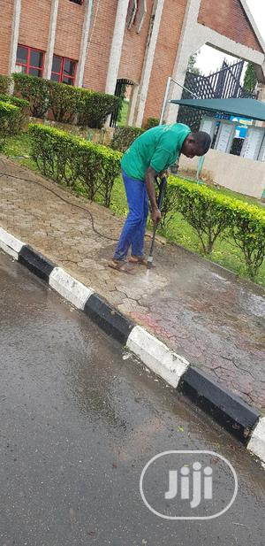 Interlock Pressure Washing And Jet Washing | Cleaning Services for sale in Lagos State, Ikeja