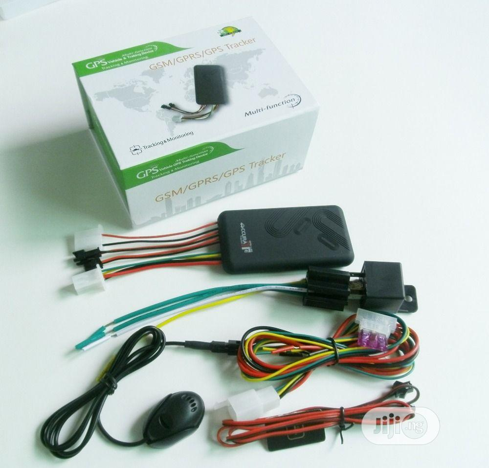 GSM/GPRS/GPS Tracker