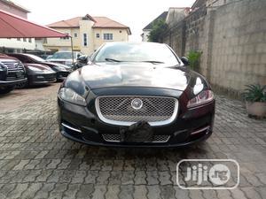 Jaguar XJ 2013 AWD Black | Cars for sale in Lagos State, Magodo