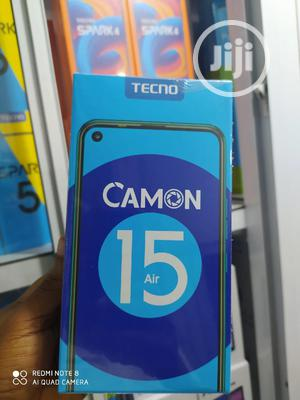 New Tecno Camon 15 Air 64 GB Blue | Mobile Phones for sale in Lagos State, Ikeja