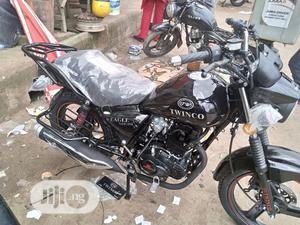 New Twinco Eagle 2021 Black | Motorcycles & Scooters for sale in Lagos State, Yaba