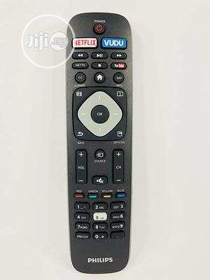 Philips 4K UHD Smart TV Remote Control | Accessories & Supplies for Electronics for sale in Lagos State, Ikeja