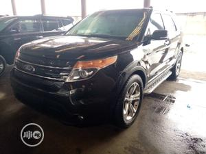Ford Explorer 2012 Black   Cars for sale in Lagos State, Apapa