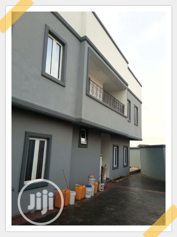 Massive & Newly Built 4 Bedroom Duplex For Rent, Magodo GRA