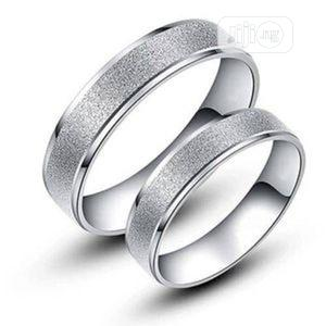 Sterling Silver Wedding Band | Wedding Wear & Accessories for sale in Lagos State, Apapa
