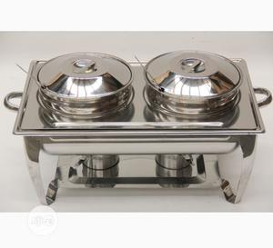 Des Chafing Dish 2 Plates 9L | Restaurant & Catering Equipment for sale in Lagos State, Surulere