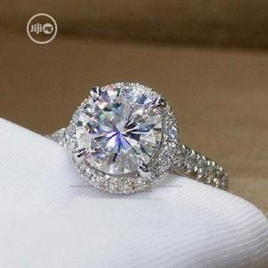 Engagement Ring - Classic Silver Proposal Wedding Band | Wedding Wear & Accessories for sale in Lagos State, Apapa