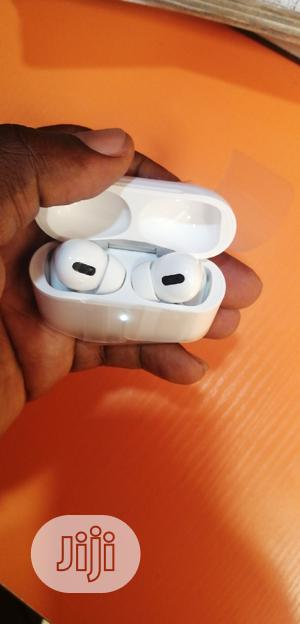Airpod Pro Copy With Free Pouch   Headphones for sale in Lagos State, Ikeja