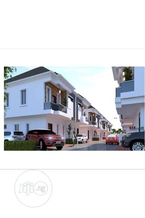 4 Rooms Semi Detached Duplex With A Room BQ In Ikota Lekki | Houses & Apartments For Sale for sale in Lagos State, Ajah