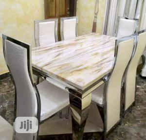 Marble Dining Table   Furniture for sale in Abuja (FCT) State, Kabusa