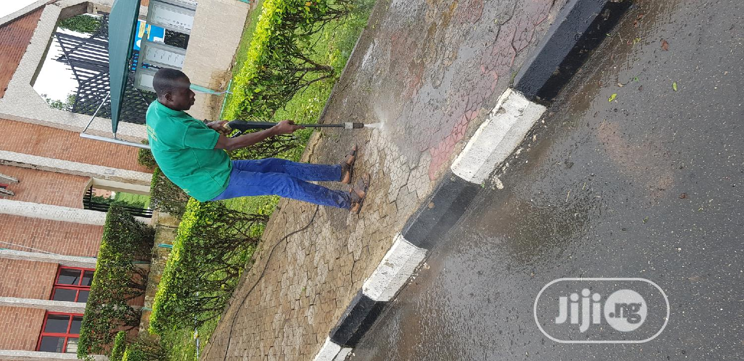 Pressure Washer, Jet Washing Cleaning Company | Cleaning Services for sale in Victoria Island, Lagos State, Nigeria